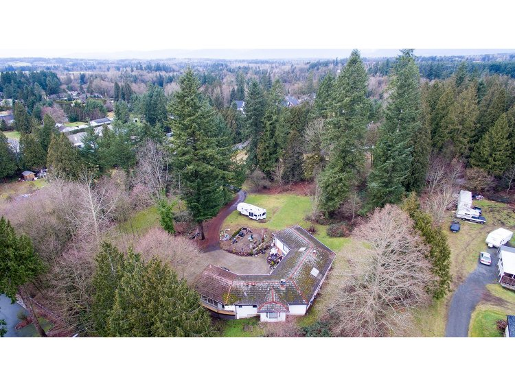 Here today gone tomorrow, Acreage in Salmon River, Langley