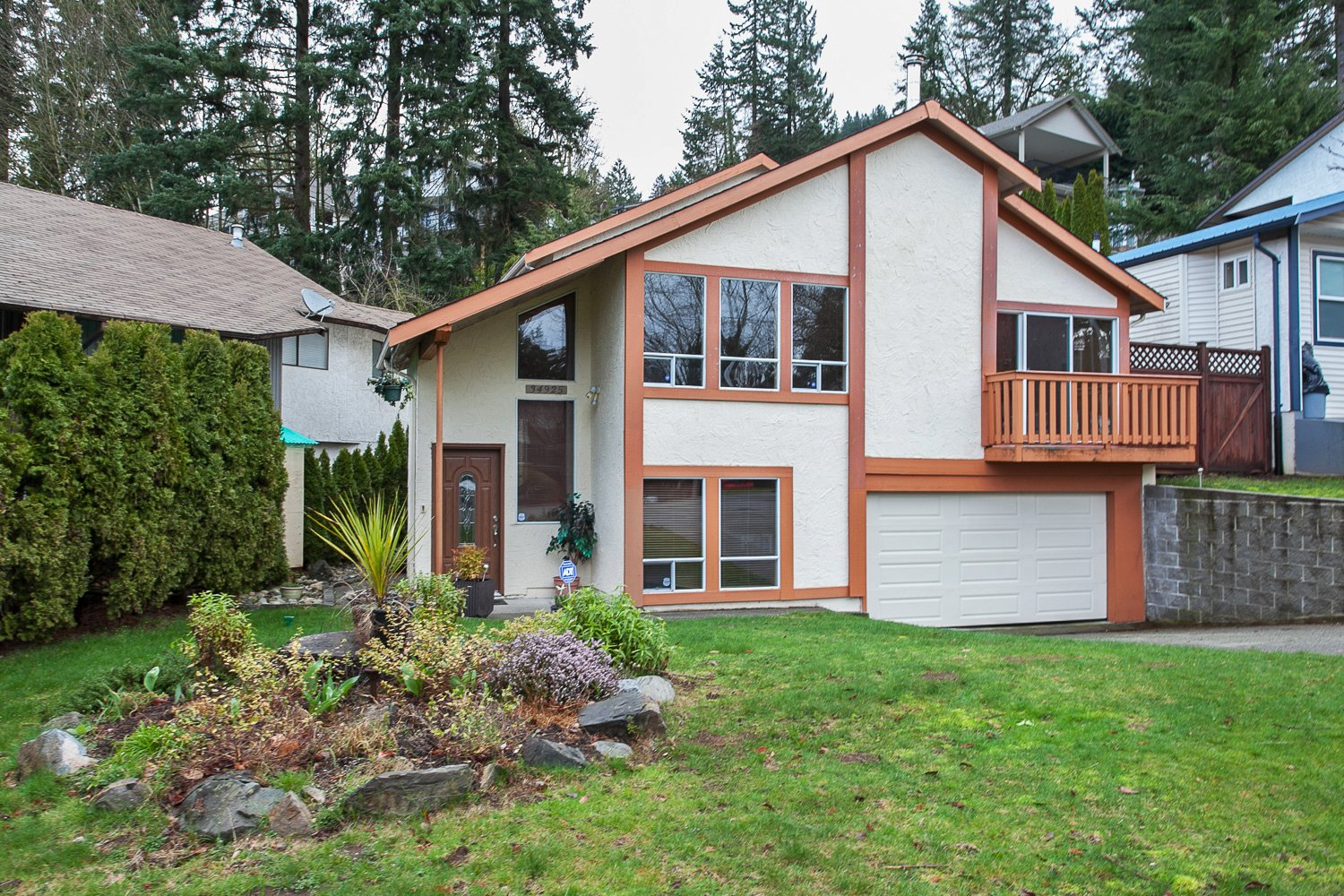 Whistler Inspired East Abbotsford Home