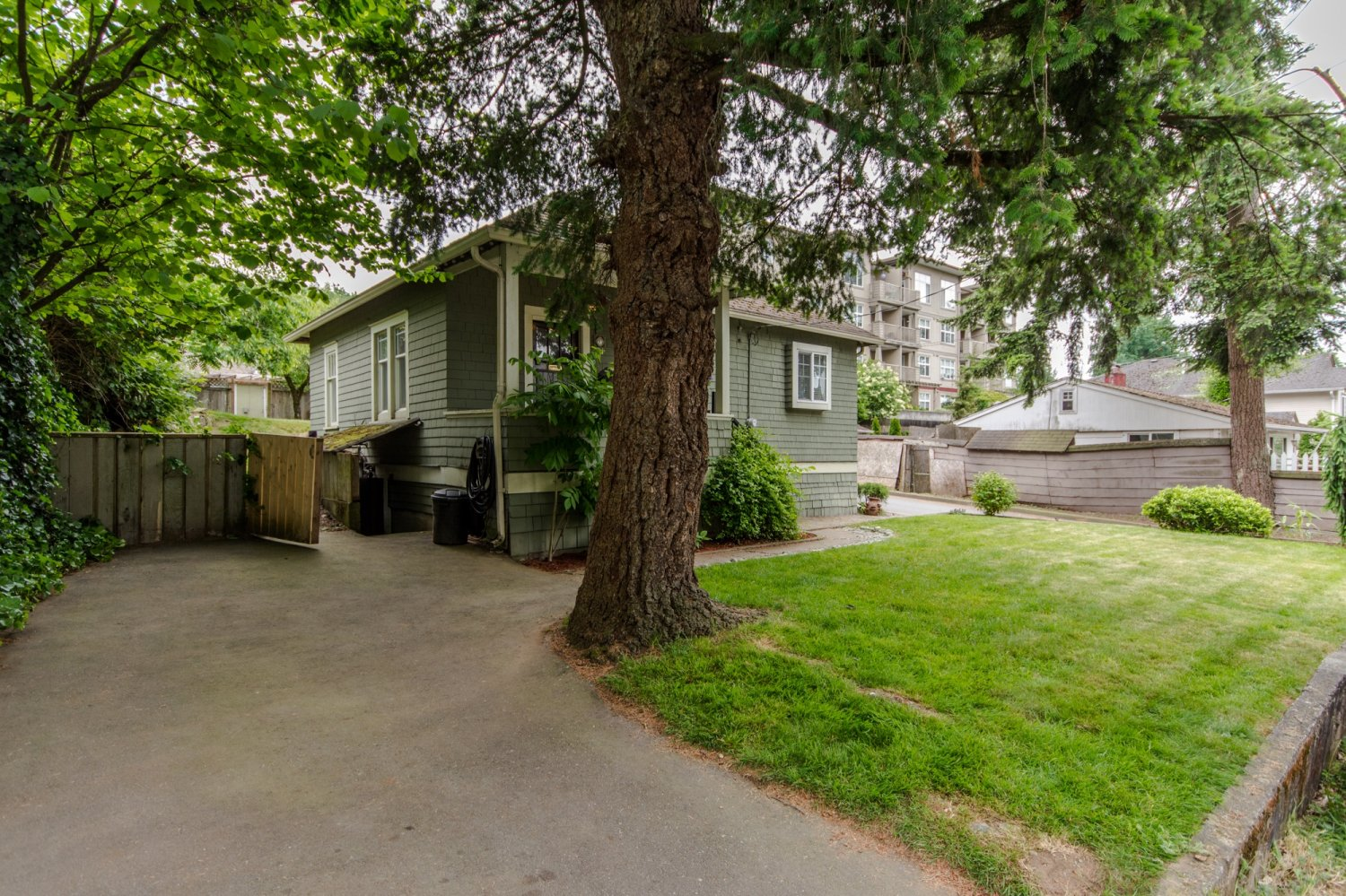 Two Charming Homes on one Large Lot in Abbotsford!