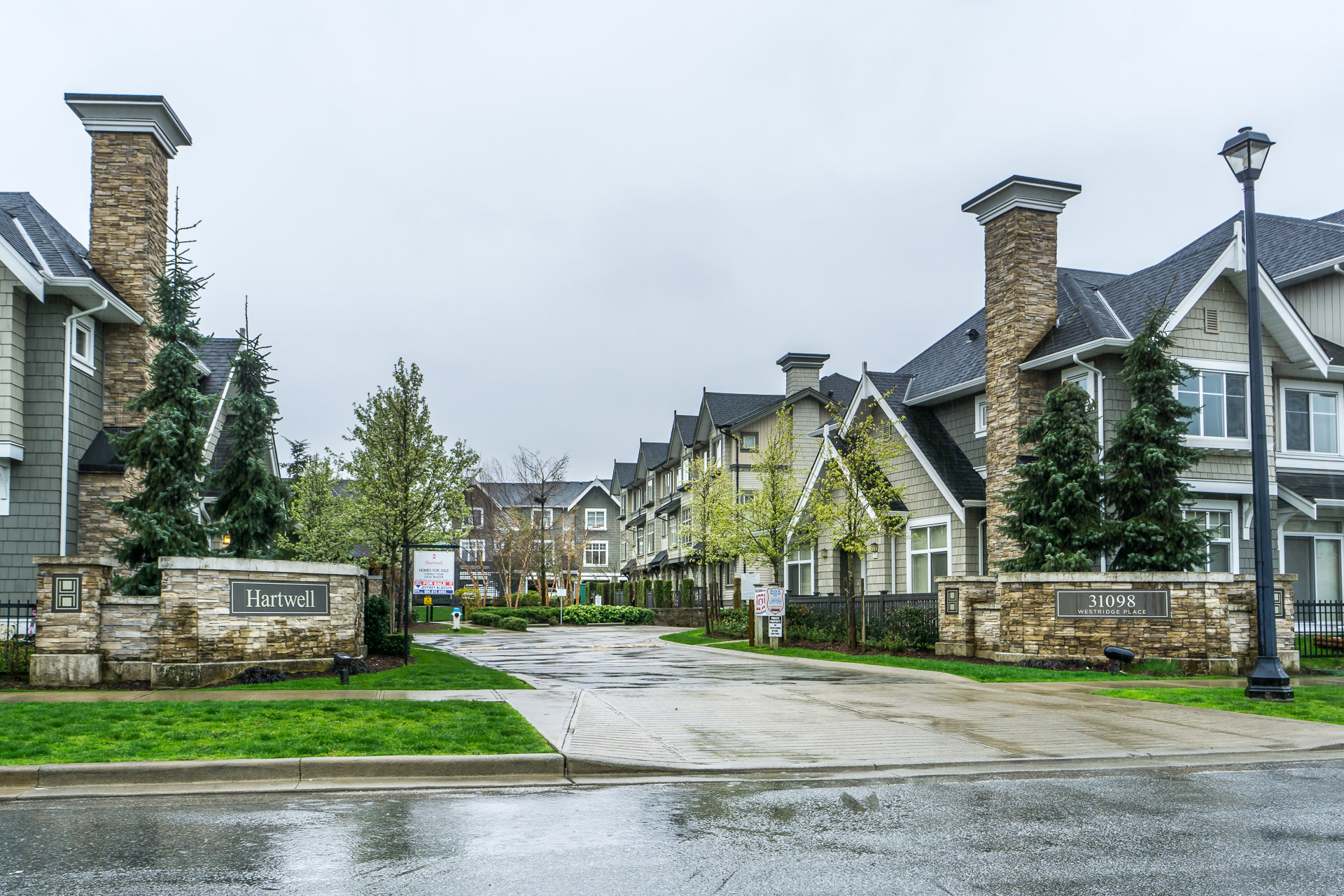 2 bedroom town home in Abbotsford