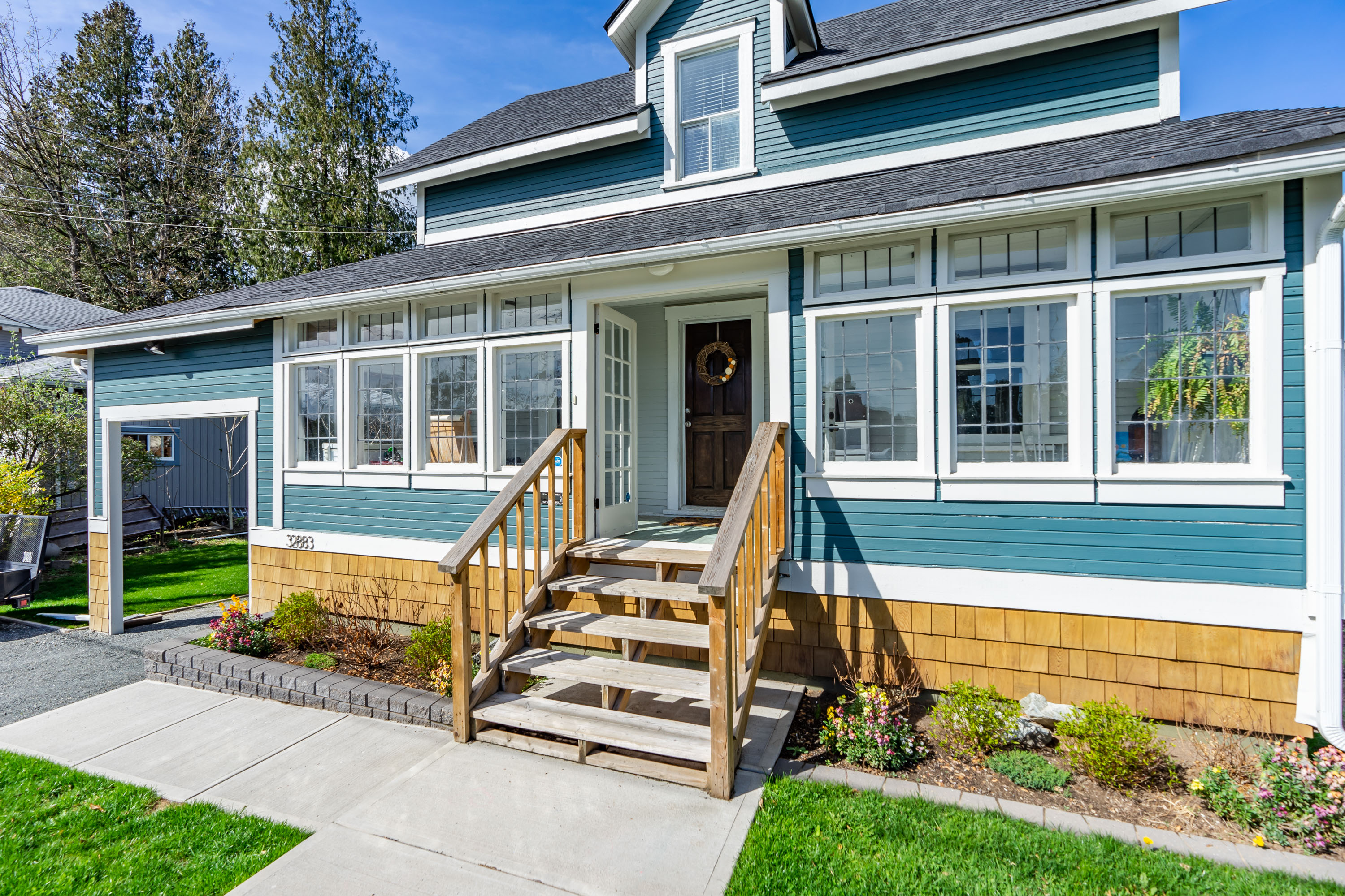 Character Home Filled with Charm in Mission