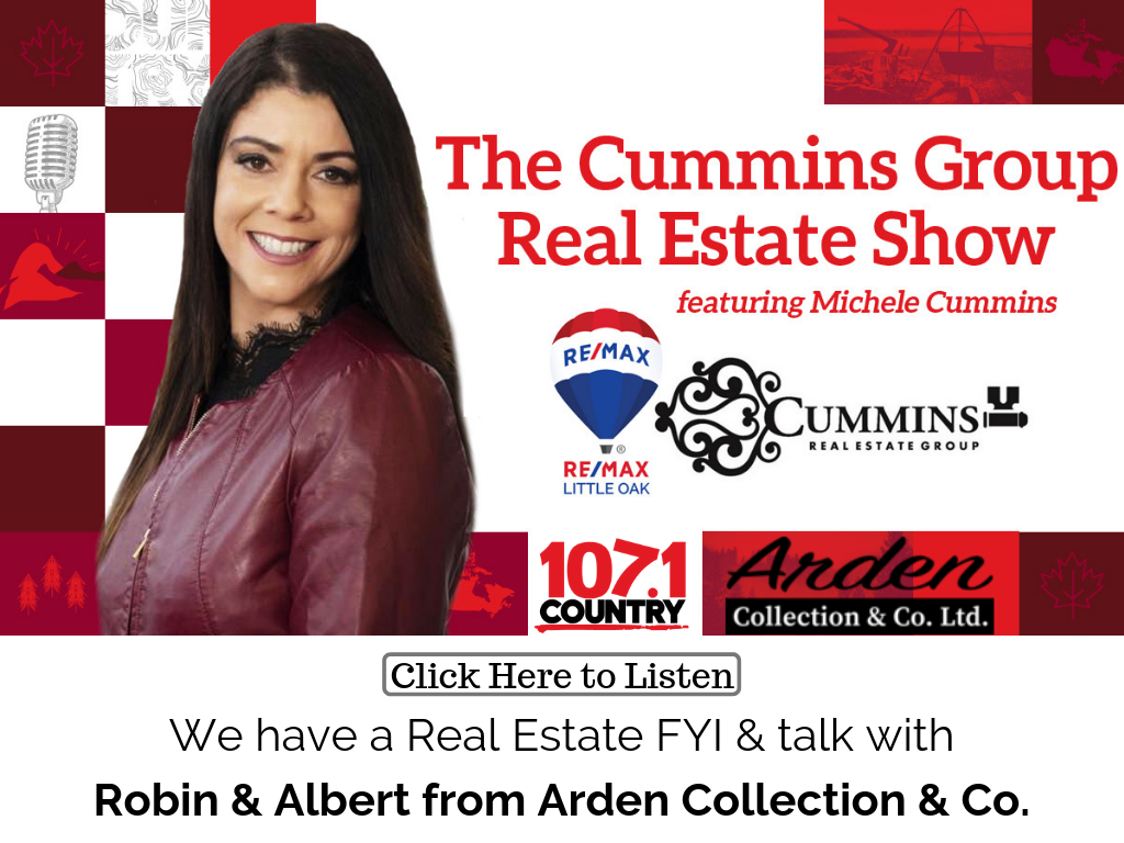 Real Estate FYI & Guests Robin & Albert from Arden Collection & co.