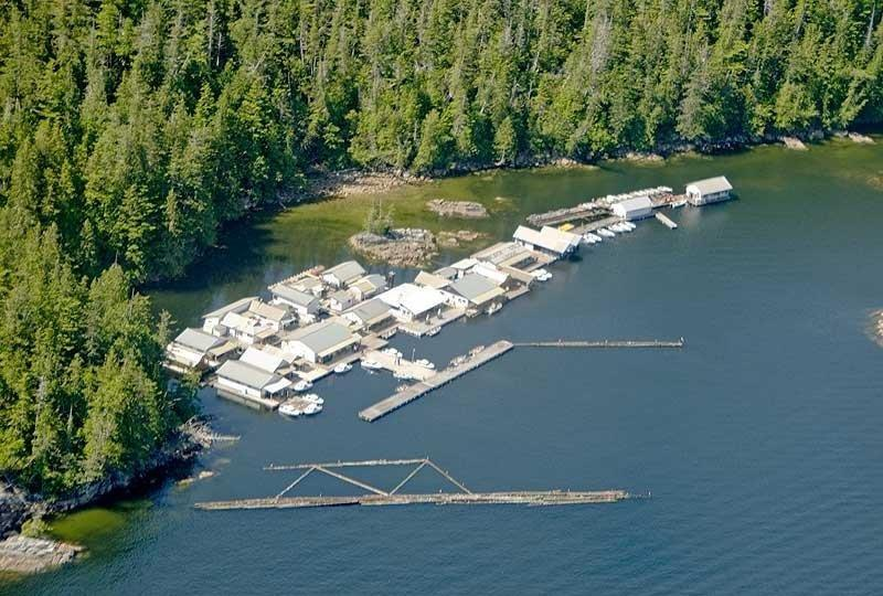 Black Gold Lodge, Premier Sport Fishing Destination along BC