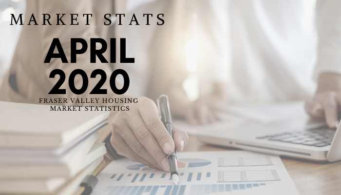 April 2020 Fraser Valley Market Stats
