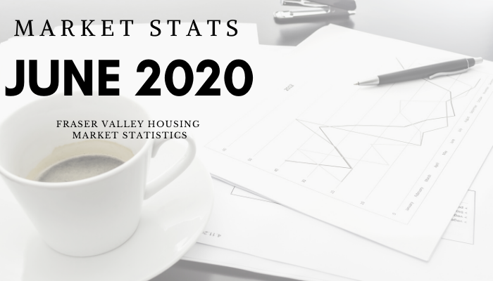 June 2020 Fraser Valley Market Stats