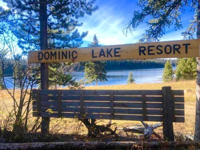 Dominic Lake Resort, the Rustic, lakefront Property of your Dreams!