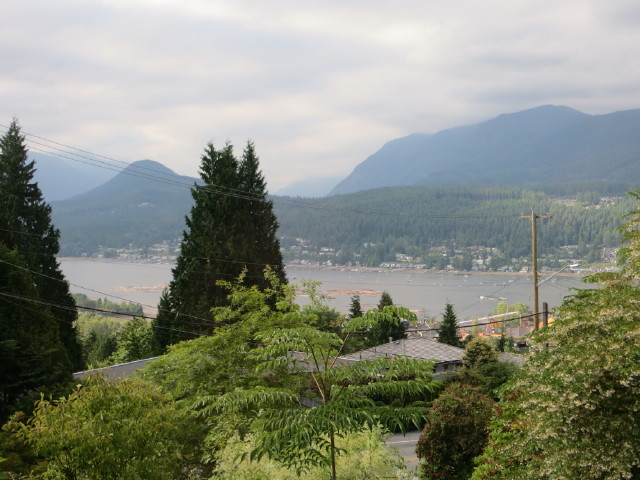 1027 Gatensbury Port Moody for sale with Mnt. & water (Burrard Inlet) VIEWS
