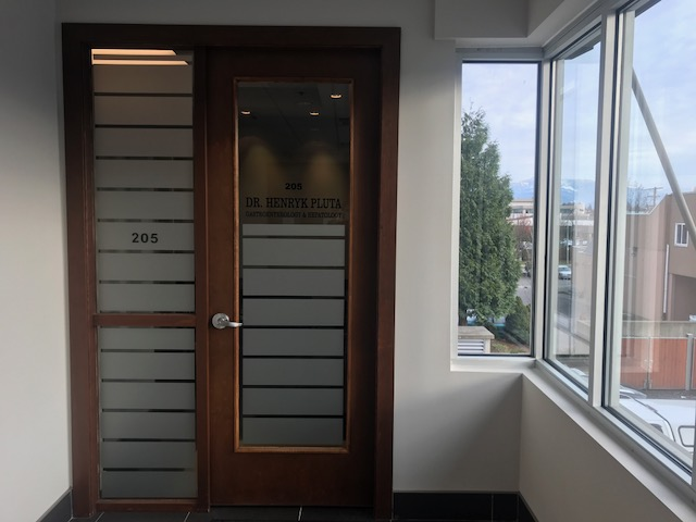 Office space for lease in great location in Abbotsford!