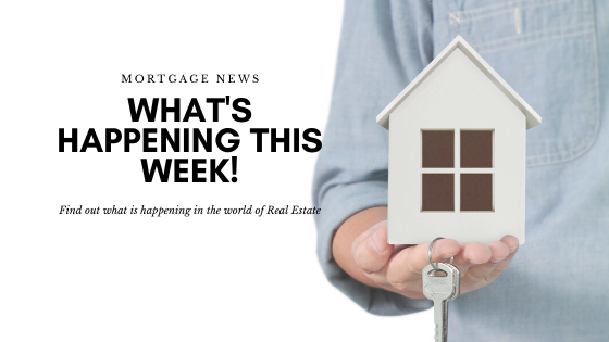 Mortgage Market Update for You!