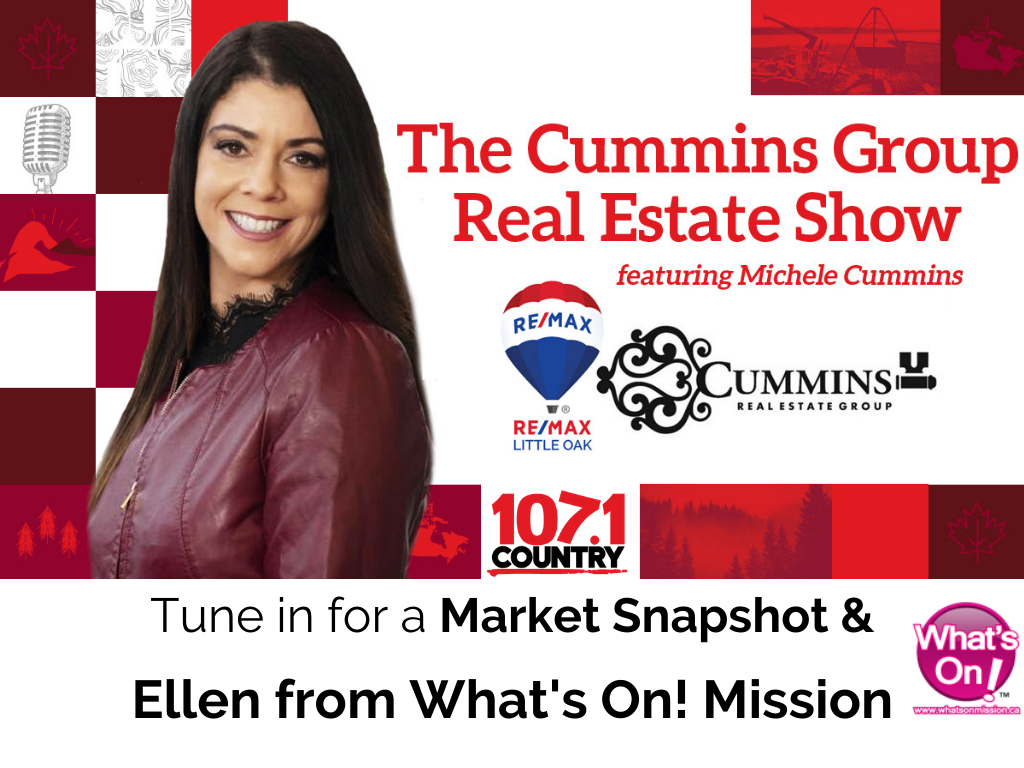Michele has a Market Snapshot plus Guest Ellen from What