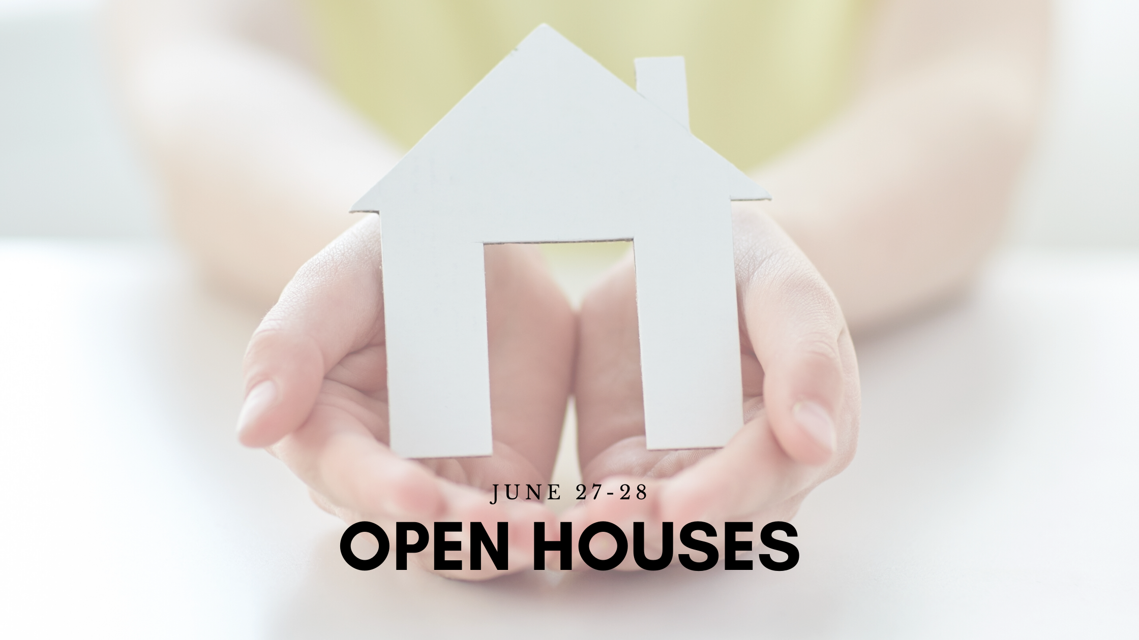 Open Houses this weekend (June 27-28)