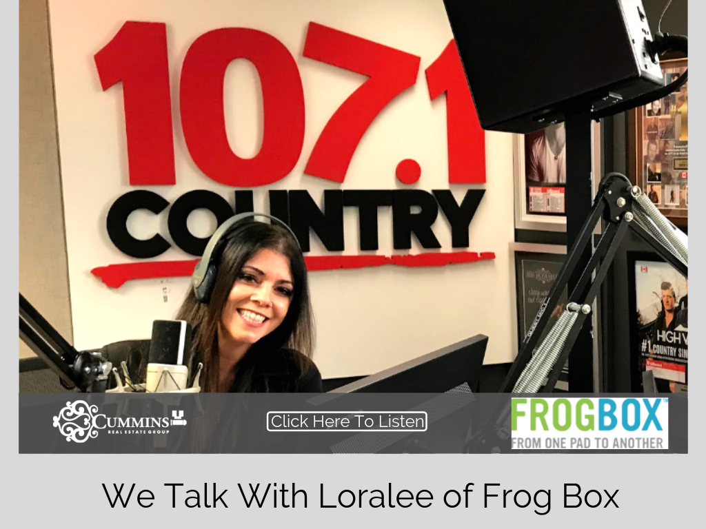 Michele talks to Loralee about FROGBOX