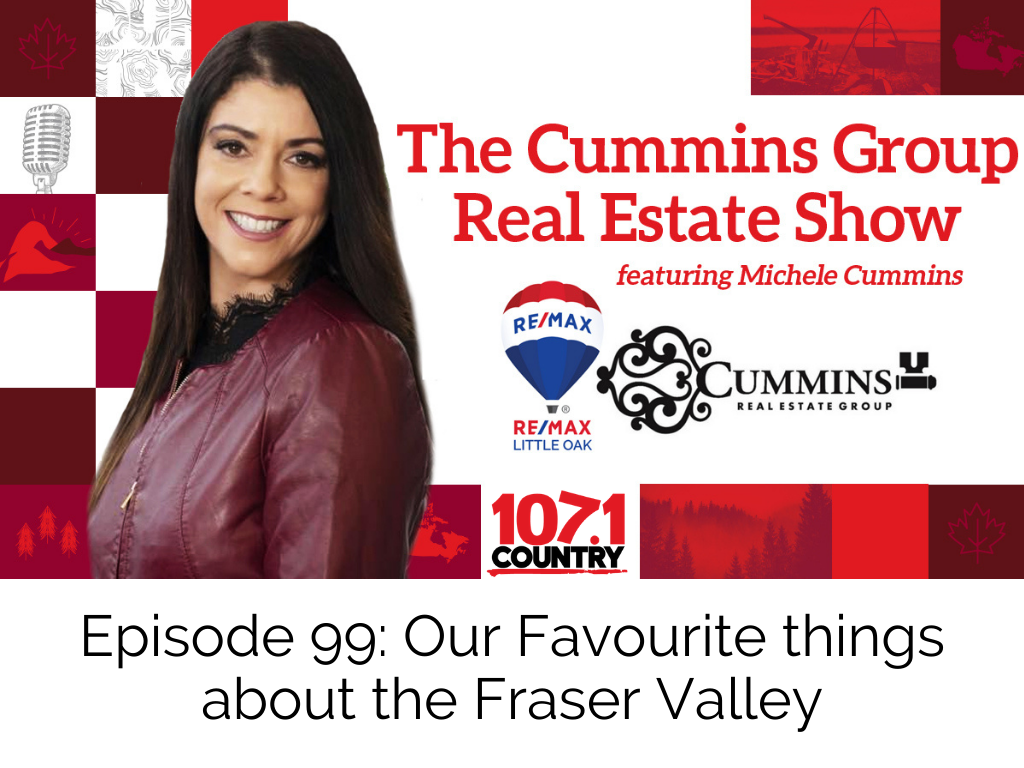 Episode 99 - Our Favourite things about the Fraser Valley